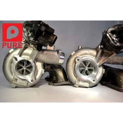 Pure Turbos Stage 2 for BMW S55